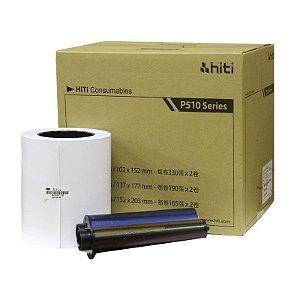 Papel HiTi P510 15x20