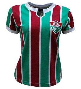 Camisa Retrô 1976 Fluminense Feminina