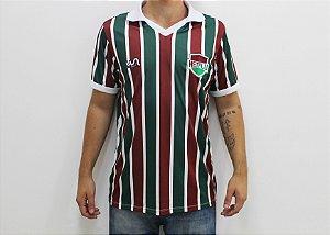 Camisa NETFLU 10 Anos - Tricolor