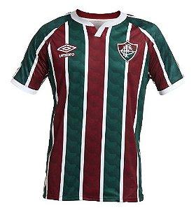 Camisa Tricolor Fluminense UMBRO - Masculina