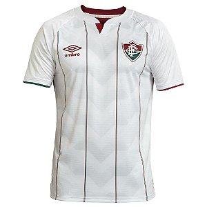 Camisa Branca Feminina Fluminense UMBRO