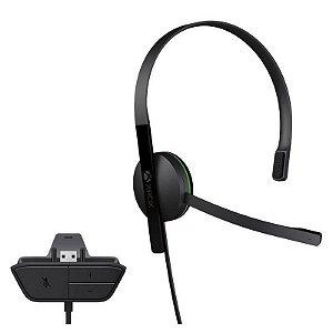 XboxOne - Headset com Fio