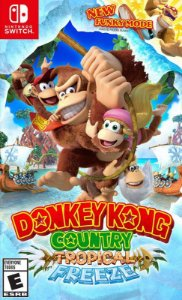 Switch - Donkey Kong Country: Tropical freeze