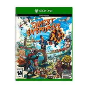 XboxOne - Sunset Overdrive