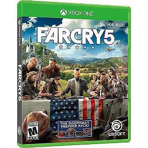 XboxOne - Far Cry 5