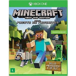 XboxOne - Minecraft