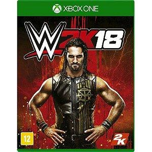 XboxOne - WWE 2K18