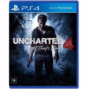 PS4 - Uncharted 4 - A Thief's End
