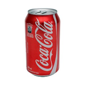 Refrigerante Coca Cola lata 350 ml