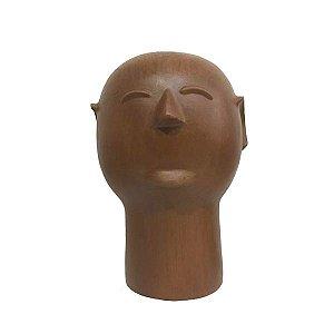Cabeça em Cerâmica - PE