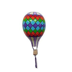 Balão Colorido em Cabaça