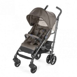 CARRINHO LITE WAY 3 BASIC DOVE GREY - CHICCO