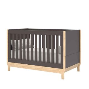 BERÇO (MINI-CAMA) YUP TAUPE - IDEA KIDS