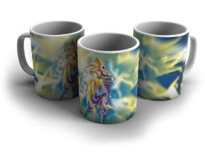 CANECA DE PORCELANA - DRAGON BALL Z