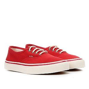 Tênis Redley Originals Ir 10 Clássico Vermelho