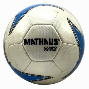 Bola de Futebol Campo Mathaus Oficial Microfibra