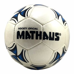Bola de Futebol Society Mathaus Oficial Microfibra