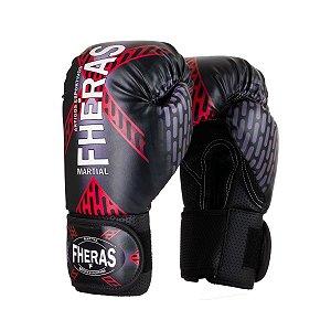 Luva de Boxe/Muay Thai Fheras Top Adulto Iron