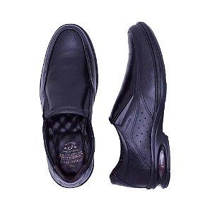 Sapato Social Pegada Mestíco Amortecedor Preto Masculino