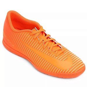 Chuteira Nike Futsal MercurialX Vortex 3 -Laranja