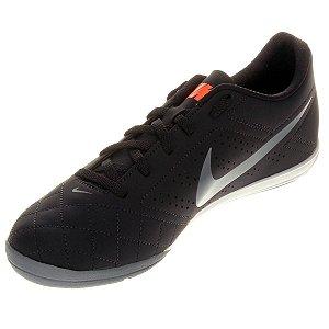 Chuteira Nike Futsal Beco 2 - Preto/Cinza