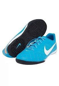 Chuteira Nike Futsal Beco 2 - Azul/Branco
