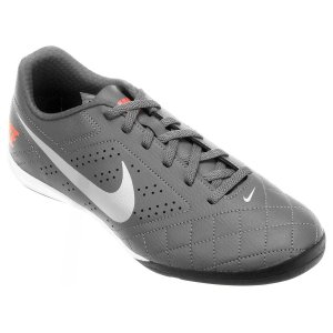 Chuteira Nike Futsal Beco 2  - Cinza