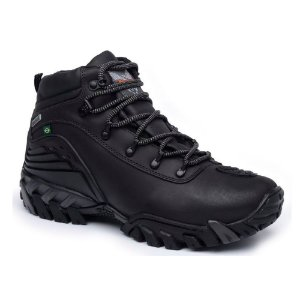 Bota Macboot Hades 2 Motors Emborrachado Grafite Masculino