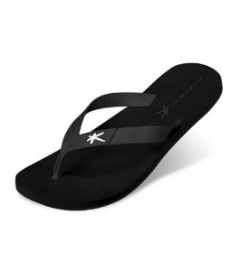 Chinelo Kenner Summer Black Tbs Preto Masculino