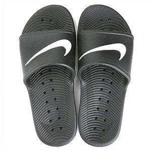 Sandália Nike Kawa Shower - Preto/Branco