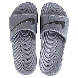 Sandália Nike Kawa Shower - Cinza/Preto