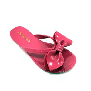 Chinelo Petite Jolie Infantil Pink Lemonade