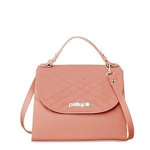Bolsa Petite Jolie Bing California Feminina PJ4879 Rosa Clar