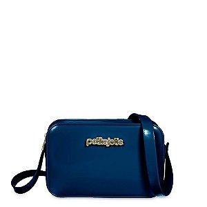 Bolsa Petite Jolie Pop Nic Feminina J-lastic PJ4229 - Azul