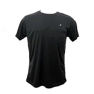 Camiseta Poker Basic Preta Masculina