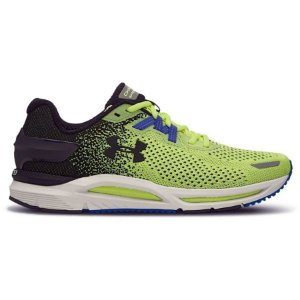 Tênis Under Armour Charged Spread Knit Verde Masculino