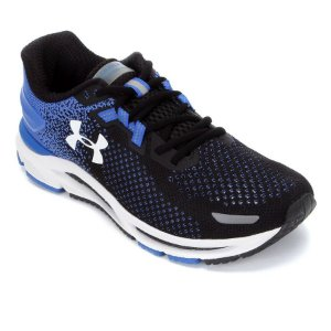 Tênis Under Armour Charged Spread Knit Azul Masculino