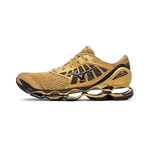 Tênis Mizuno Wave Prophecy 9 Golden Runners