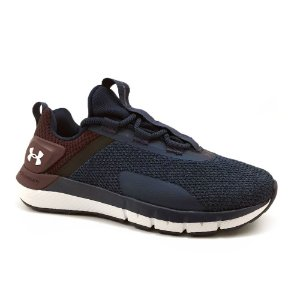 Tênis Under Armour Charged Mind Azul com Bordo Masculino