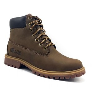 Bota Militar Macboot Bronx Vidigal 2 Tukano Marrom Masculino