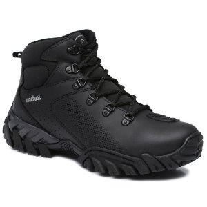 Bota Macboot Motors Xdez 2 Emborrachado Preto Masculino