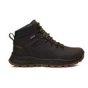 Bota Macboot Waterproof Alpes 2 Caiova Marrom Café Masculino