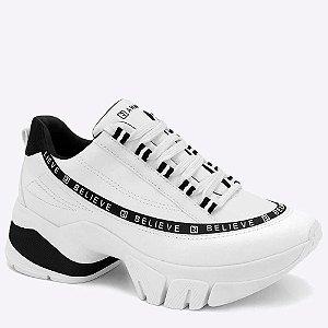 Tênis Ramarim Esportivo Chunky Sneaker Napa Branco Feminino