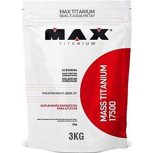 Massa Hipercalórico Max Titanium 17500 3kg