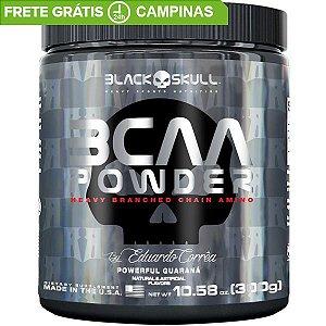 BCAA POWDER 300G Black Skull