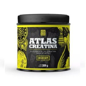 Creatina Atlas 300G Iridium