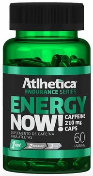 ENERGY NOW 60CAPSULA ATLHETICA
