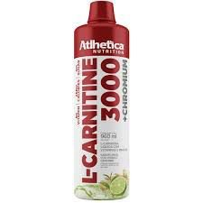 L-CARNITINE 3000 ATLHETICA 480ml