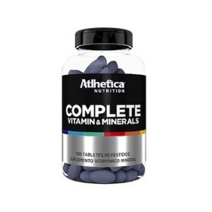 Complete Multi-vit - Atlhetica (100 caps)