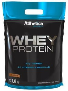 Whey Protein 1,8kg - Atlhetica